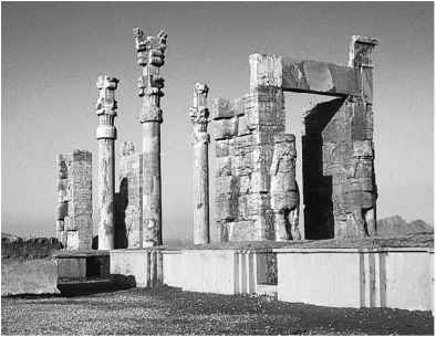 Are There Any Monuments In Northern Iran That Speak Of Saka Ancient Monuments
