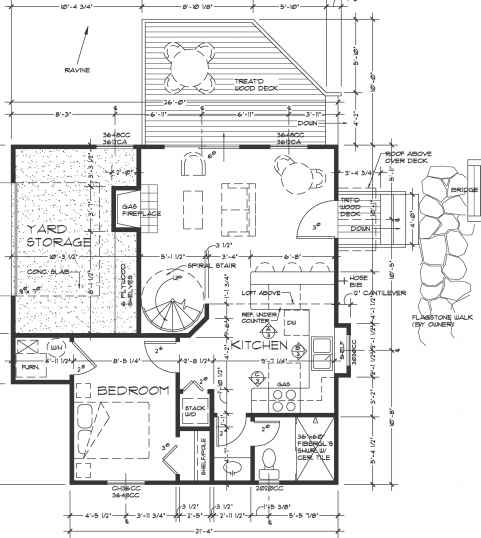 Floor Plans Construction Drawings Northern Architecture