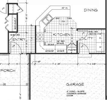 Designation Of Materials Construction Drawings