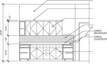 Drafting Standards for Interior Elevations - Construction Drawings
