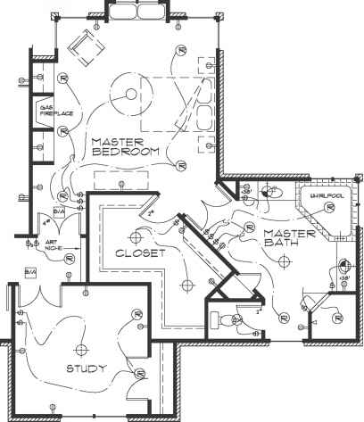 reflected ceiling and electrical plans construction drawings Construction Documents Drawings