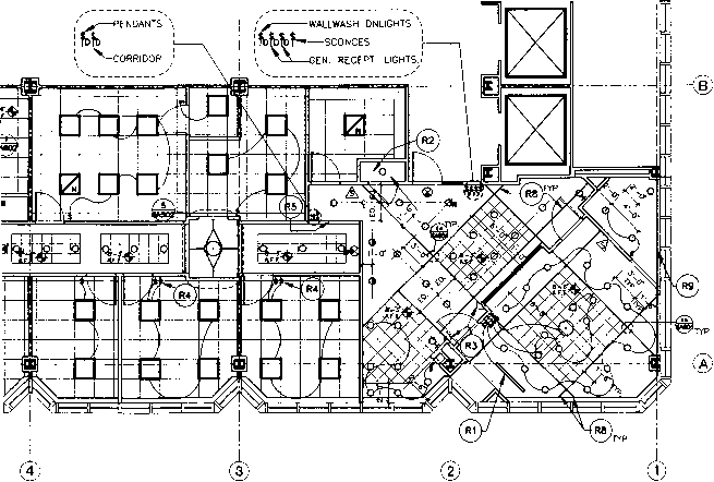 How to read electrical plans construction drawings for How to read construction blueprints