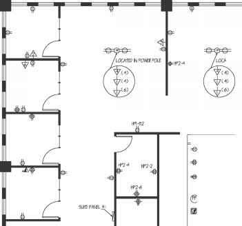 Electrical drawing symbols australia ireleast for How to read construction blueprints