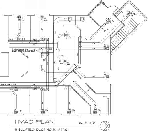 Toilet Construction Drawing : House plans and home floor northern architecture