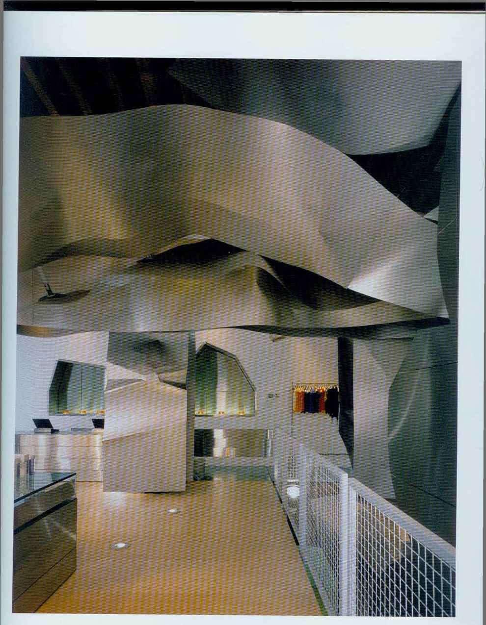 c3049f3810 Issey Miyake new york - Fumita Design - Northern Architecture