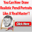 Realistic Pencil Portrait Mastery Home Course - Limited Time Offer