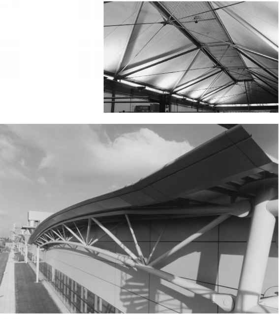 Folded Roof Structure Analysing