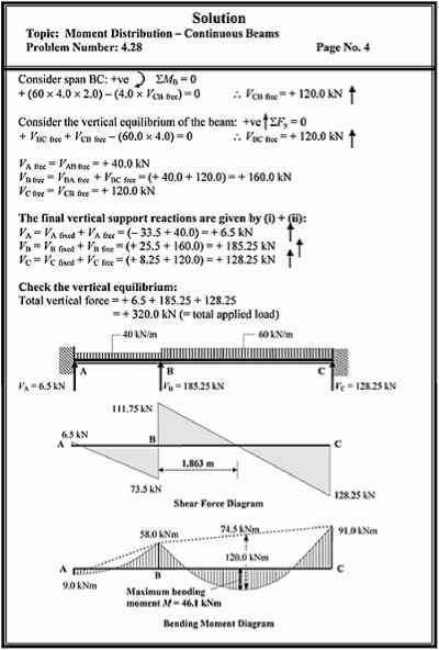 Structural Analysis Problems