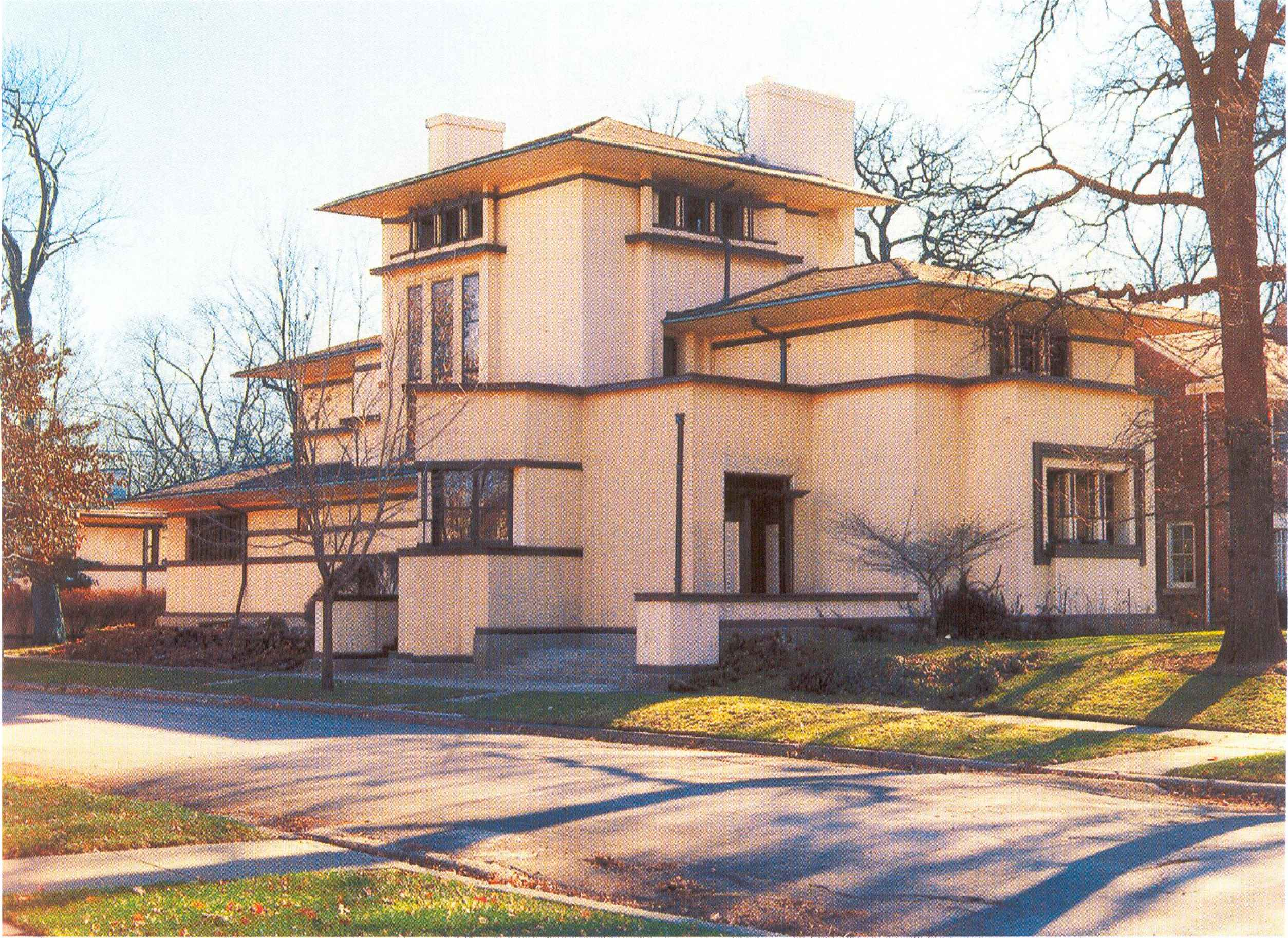 Rieh User Frank Lloyd Wright