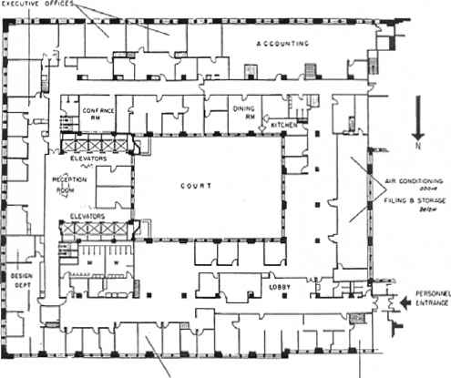 Bed Hospital Floor Plan