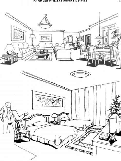 Ching Interior Design Drawings