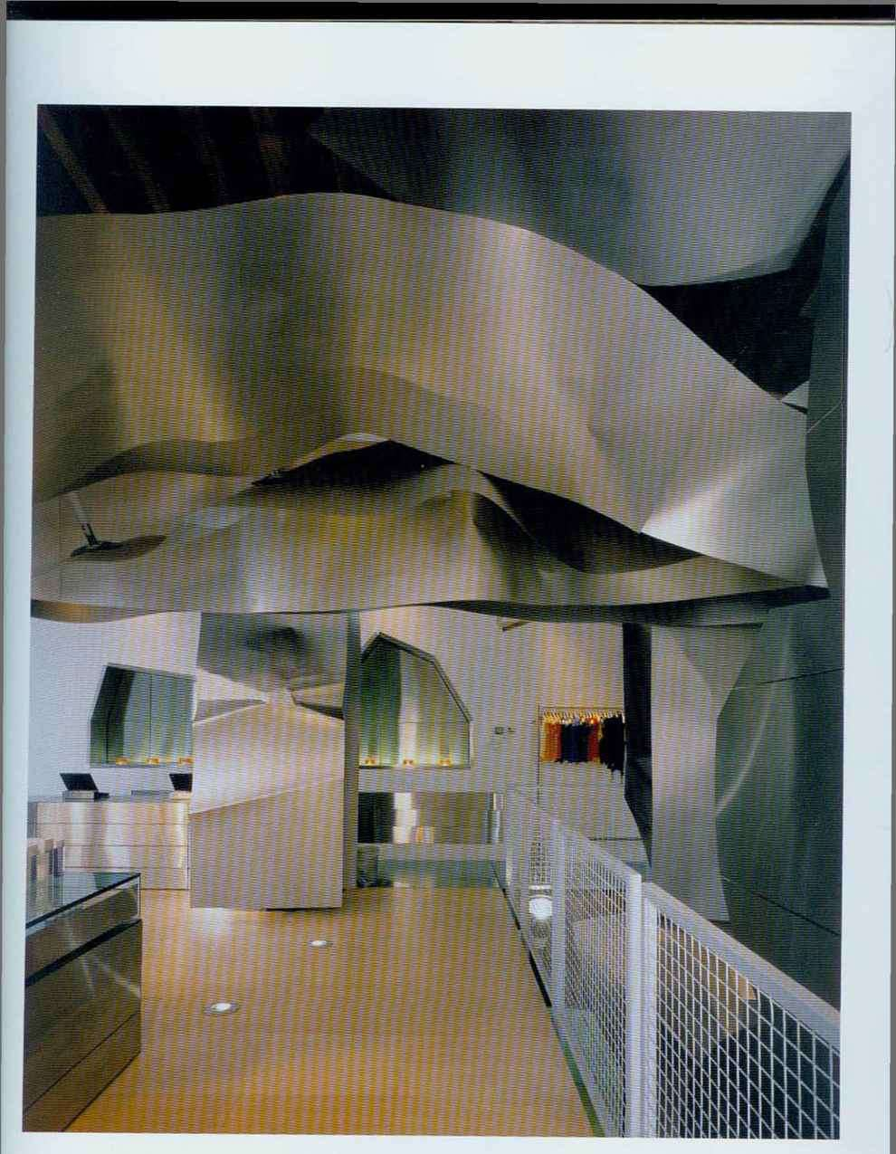 Gehry Issey Miyake