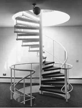 Spiral Staircases Domestic House