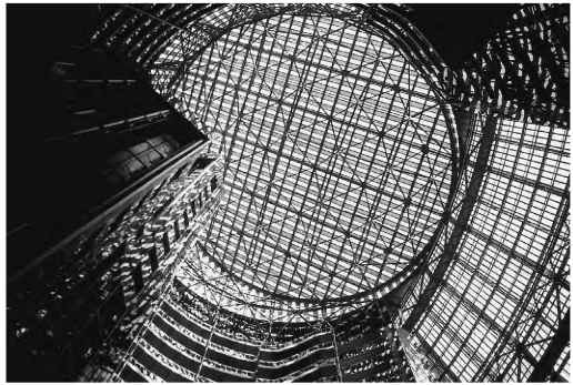 Thompson Center Chicago Photography