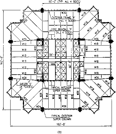 Fox Plaza Los Angeles Floor Plans
