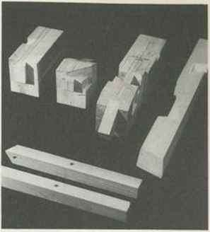 Japanese Housed Dovetail Joint