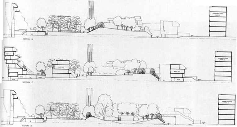 Alexandra Road Architectural Plans