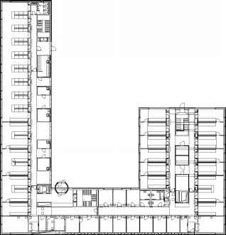 Ground Plan For Lecture Hall