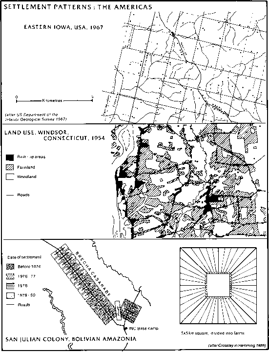 Settlement Patterns