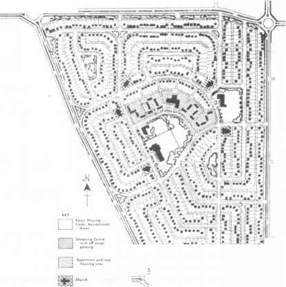 Site And Neighborhood Layouts
