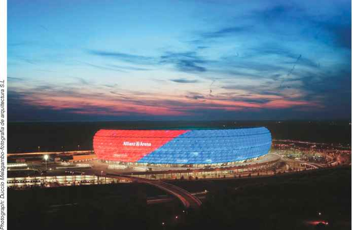 Allianz Arena Pre Opening 2005